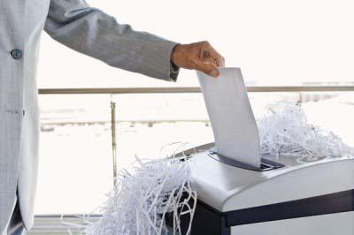 destruccion de documentos filedata